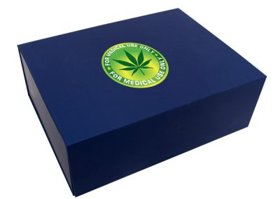 Cannabis Box with Flap