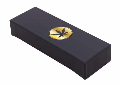 Cannabis Box with Foam Insert