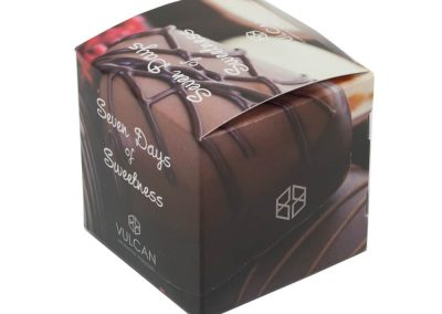 Information Packaging Chocolate Paper Box