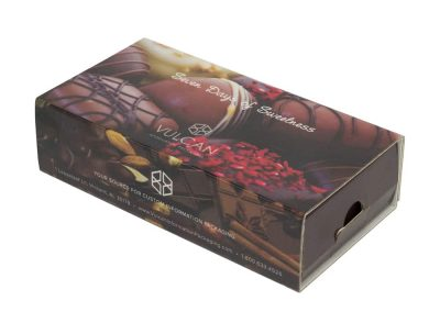 Information Packaging Chocolate Corrugated Boxes