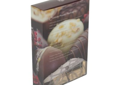 Information Packaging Chocolate Plastic