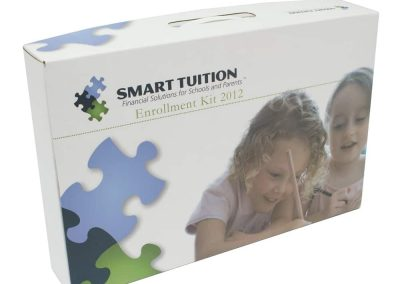 Corrugated-Box-with-Handle-Smart-Tuition-front-closed